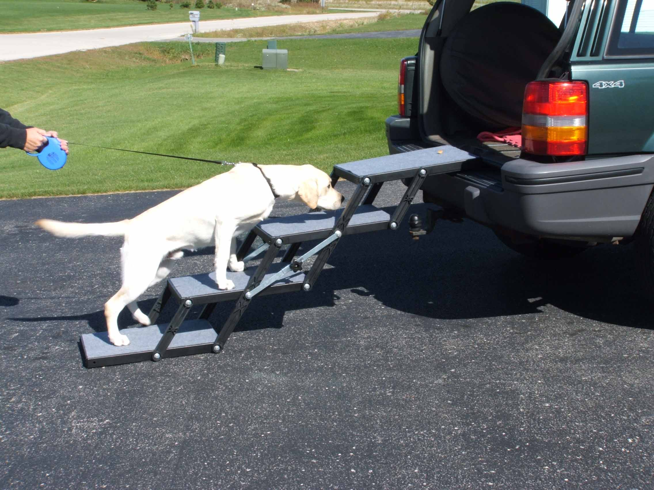 Dog Steps - Pet Loader Light