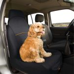 Kurgo CoPilot Bucket Seat Covers - Black