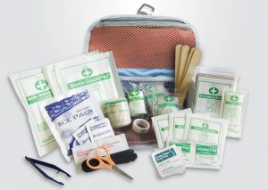 Animal First Aid Kit - Kurgo - Includes 50 Items and First Aid Guid
