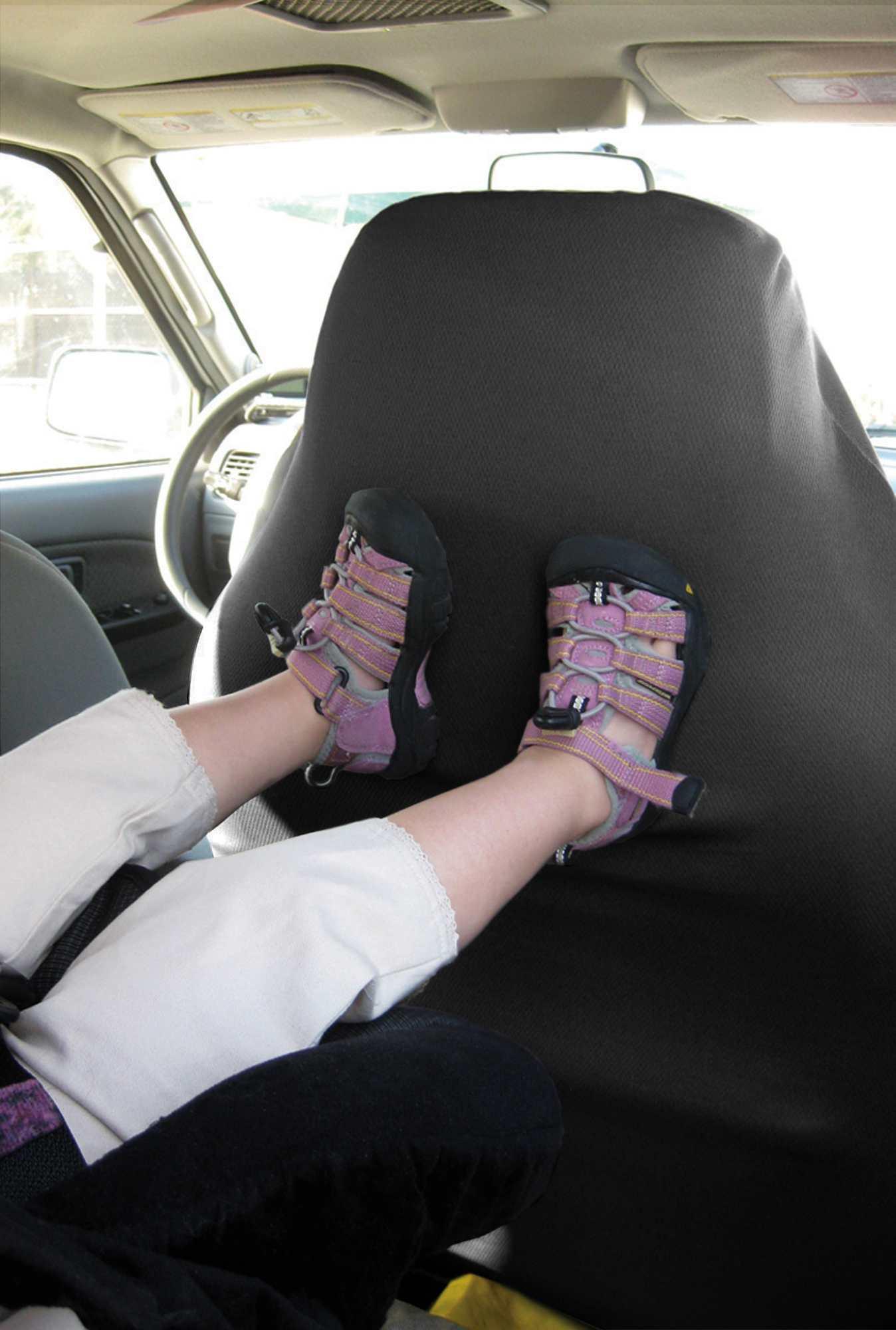 Kurgo Bucket Seat Covers Keep Back of Seats Clean