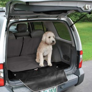 Dog Cargo Liner - Kurgo Cargo Cape in Charcoal