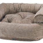 Dog Sofa - Double Donut - Wheat