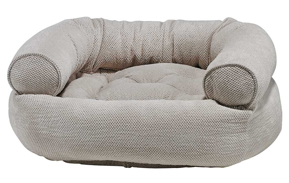 Dog Sofa - Double Donut - Aspen