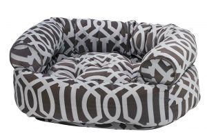 Dog Sofa - Double Donut -Camelot
