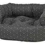 Dog Sofa - Double Donut -Cosmic Grey
