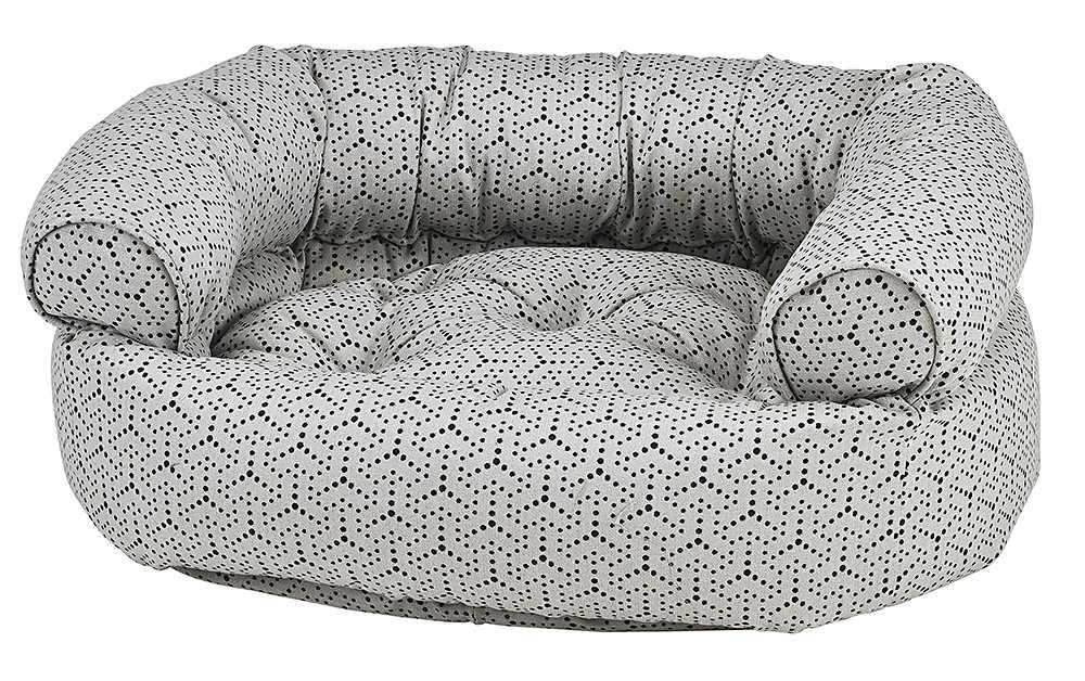 Dog Sofa - Double Donut - Milky Way