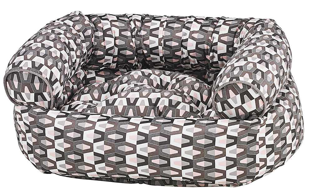 Dog Sofa - Double Donut - Venus