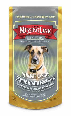Dog nutrition supplement