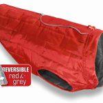 Dog Winter Coat - Kurgo Loft Dog Coat in Chili Red