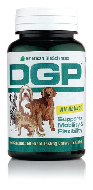 Best Joint supplement for dogs - DGP All-Natural Pet Joint Formula, 60 Tablets