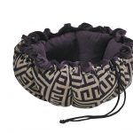 Small Dog or Cat Bed -Buttercup-Avalon (Aubergine)
