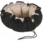 Pet Bed-Buttercup-Carbon (Oatmeal)