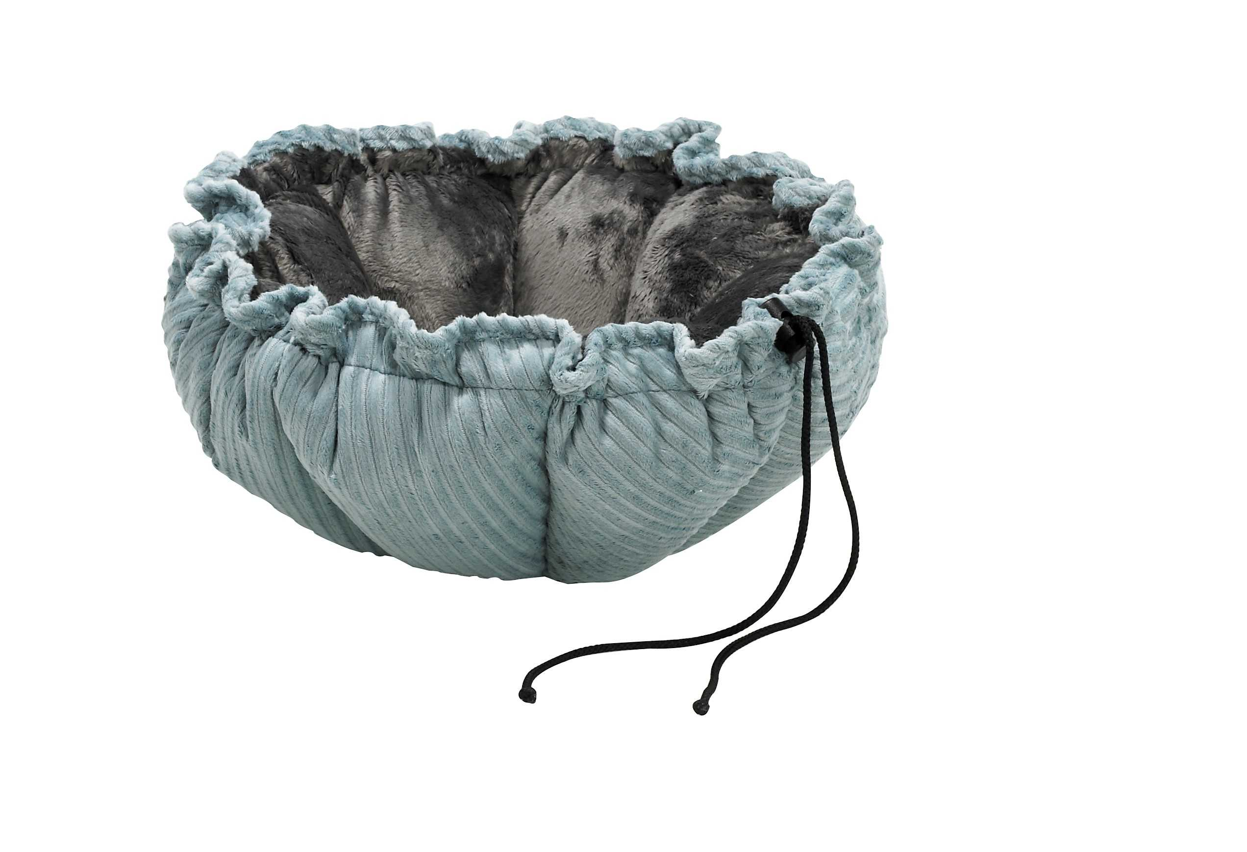Small Dog or Cat Bed -Buttercup-Blue Bayou