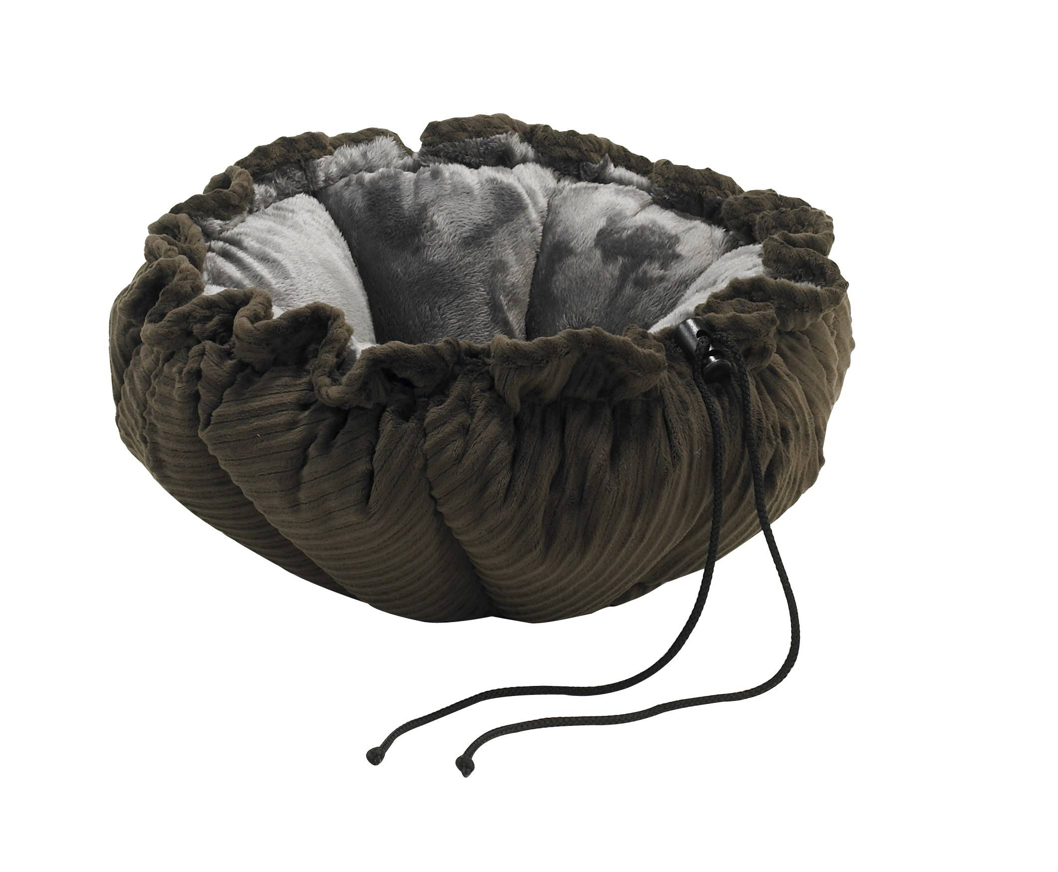 Small Dog or Cat Bed-Buttercup-Coffee