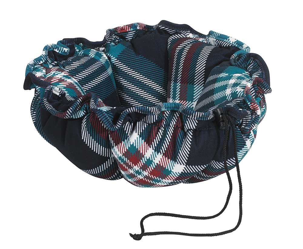 Small Dog or Cat Bed - Buttercup - Glen Meadow Tartan