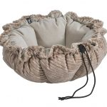 Small Dog or Cat Bed - Buttercup - Wheat