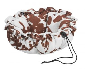 Small Dog or Cat Bed-Buttercup-Durango