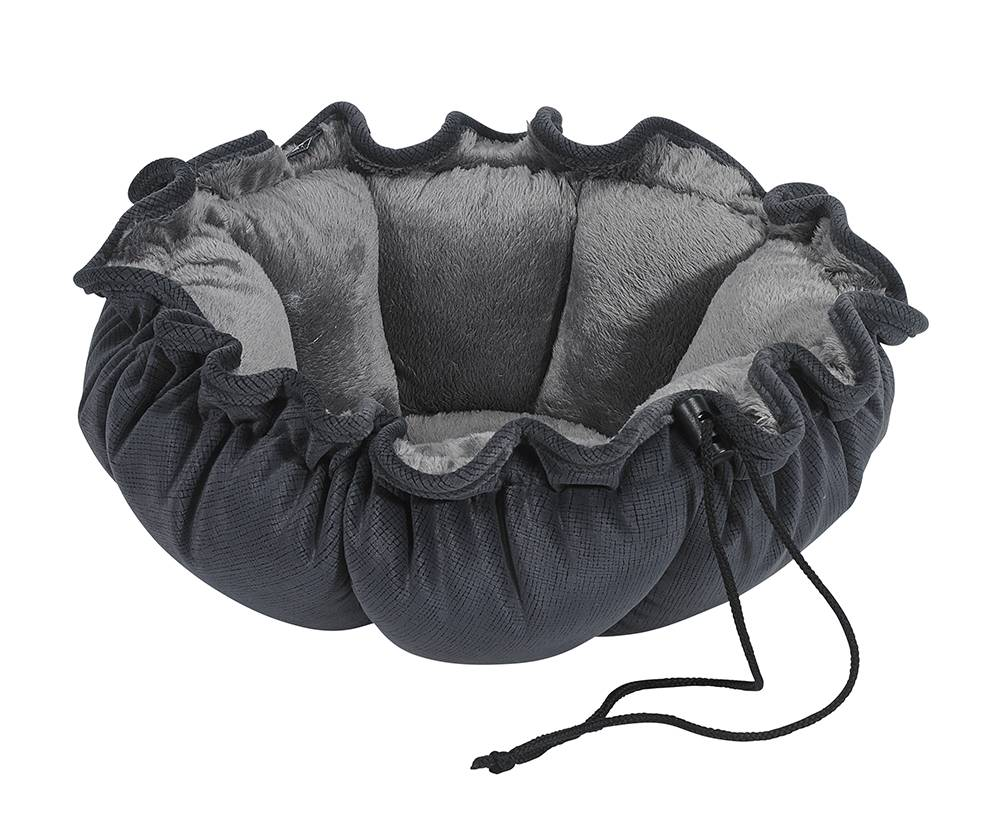 Small Dog or Cat Bed - Buttercup - Shale