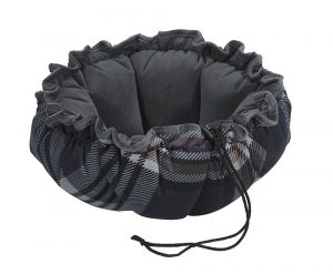 Small Dog or Cat Bed - Buttercup - Greystone Tartan