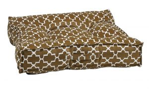 Best Dog Beds for Senior Dogs - Piazza - Cedar Lattice