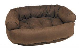 Dog Sofa - Double Donut - Cowboy
