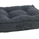 Best Dog Beds for Senior Dogs - Piazza - Grey Sheepskin