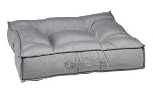 Best Dog Beds for Senior Dogs - Piazza - Heather Grey