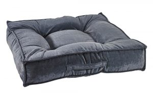 Best Dog Beds for Senior Dogs - Piazza - Shale