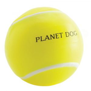Tennis Ball Dog Toy - Planet Dog, Orbee-Tuff, Yellow
