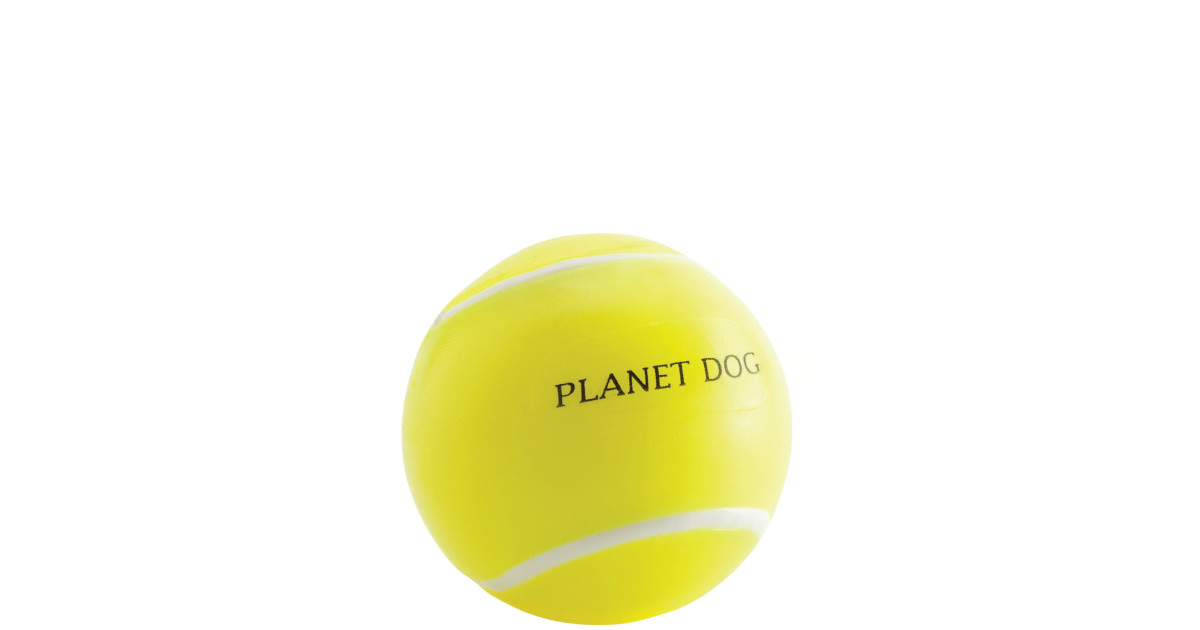 Planet Dog Tennis Ball for Dogs