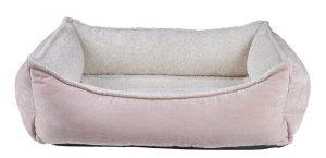 Orthopedic Dog Bed - Bowsers - Oslo Ortho Bed, Blush