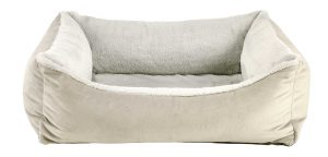 Orthopedic Dog Bed by Bowser's Pet Products, Oslo Ortho Bed, Cloud