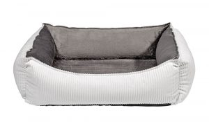 Orthopedic Dog Bed by Bowser's Pet Products, Oslo Ortho Bed, Marshmallow
