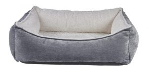 Orthopedic Dog Bed by Bowser's Pet Products, Oslo Ortho Bed, Pumice