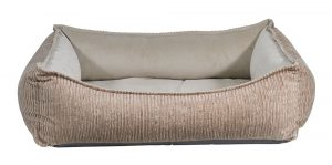 Orthopedic Dog Bed by Bowser's Pet Products, Oslo Ortho Bed, Wheat
