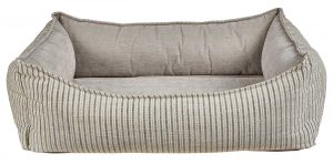 Orthopedic Dog Bed by Bowser's Pet Products, Oslo Ortho Bed, Augusta Ticking