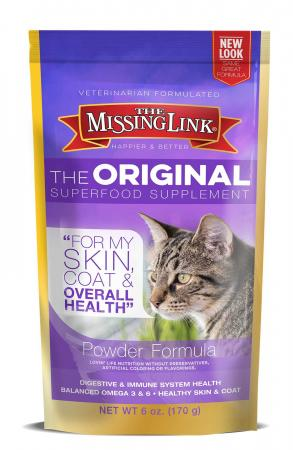 Pet Nutrition - Missing Link Original Feline Supplement 6-oz