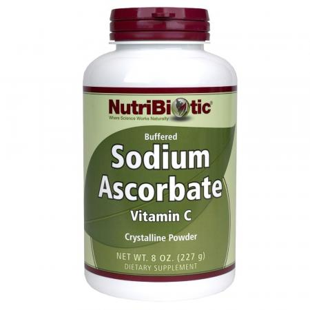 Best Vitamin C for Dogs - Sodium Ascorbate 8 oz