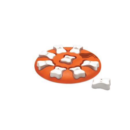 Dog Enrichment Toy - Nina Ottosson Dog Smart, Orange